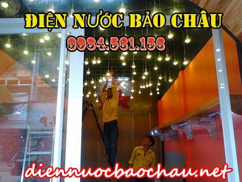 Thợ sửa chữa điện nước tại Thượng Đình
