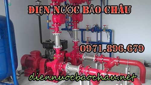 Dịch vụ sửa chữa máy bơm nước tại Ngọc Lâm