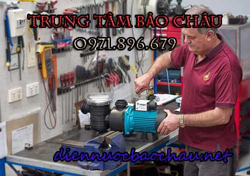 sửa chữa máy bơm nước ở quận Long Biên