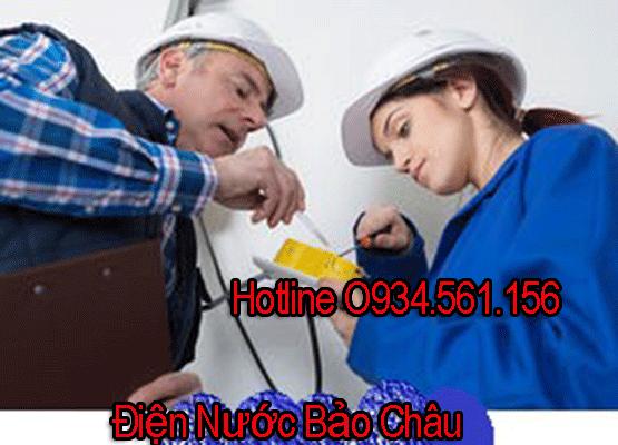 Thợ điện nước Bảo Châu ở Đông Dư