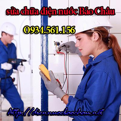 Thợ sửa điện nước ở khu vực Việt Hưng