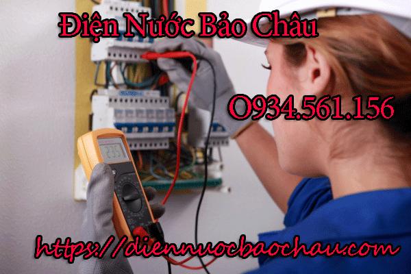 Thợ sửa chữa điện nước tại khu vực phường Việt Hưng O968.344.115